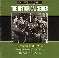 Haydn: String Quartets Op 71/7