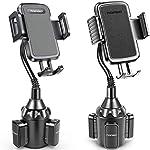 zazzamilo Car Holder rotaci/ón de 360 grados Soporte innovador para tel/éfono y tableta de cuello con soporte flexible