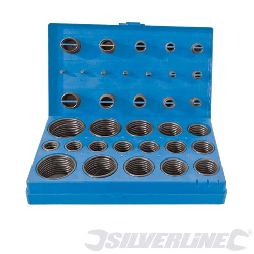 Silverline 675247 419pce o-ring Set