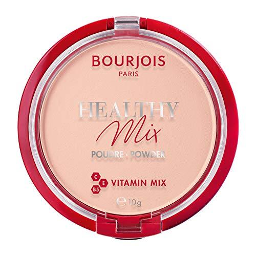 Bourjois Bourjois Compact Powder Healthy Mix Zero Signs Of Fatigue, 001 Vanilla, 11 G - 60 Gr
