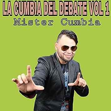 La Cumbia Del Debate, Vol. 1