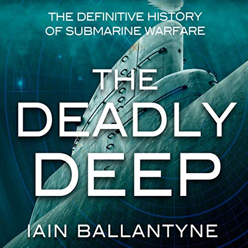 The Deadly Deep audiobook cover art