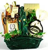Gift Basket Village Doctors Orders - Beautiful Get Well Gift Basket To Cheer Up the Patient or to Thank the Doctor for Healing Your Loved One