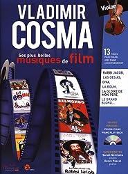 Vladimir Cosma ses plus belles musique de film pour Violon et piano