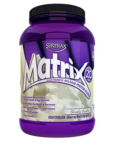 Syntrax Matrix, Simply Vanilla, 2-Pound