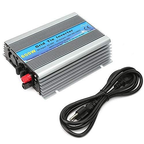 High Efficiency LED Display 600W Solar Power Inverter House DC 22-60V Grid...
