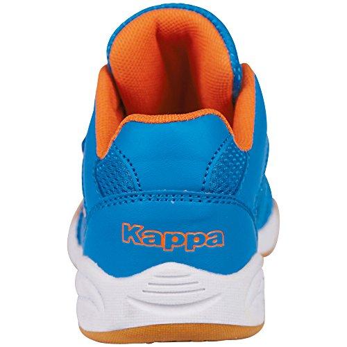 Kappa kickoff Kids Low-Top für Kinder, Blau - 11