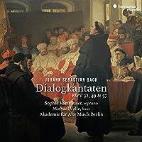 Bach: Dialogkantaten BWV 32, 49 & 57