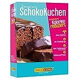 DECOCINO Schokokuchen-Backmischung – zuckerfreie Low-Carb-Backmischung, kalorienreduziert – ohne Palmöl – für intensiven und natürlichen, schokoladigen Geschmack (405g)