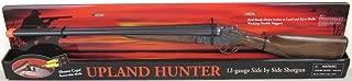 Parris Double Barrel Monte Carlo Side x Side Shotgun Rifle Removable Shells Cap Gun Toy