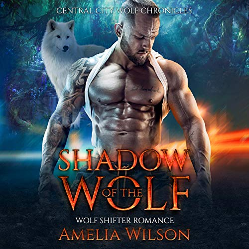 Couverture de Shadow of the Wolf