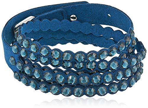 SWAROVSKI Pulsera Slake Pulse Talla única azul