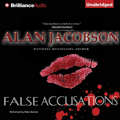 False Accusations  By  cover art