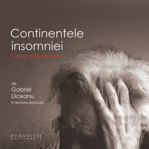Continentele insomniei audiobook cover art