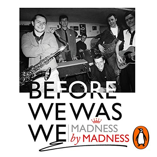 Before We Was We audiobook cover art