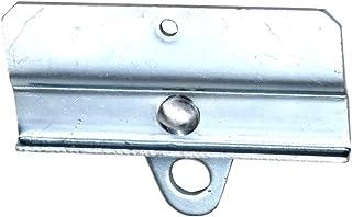 Triton Products 77500 DuraHook Steel BinClips para DuraBoard ou Pegboard de 6,3 mm e 0,6 mm, pacote com 5