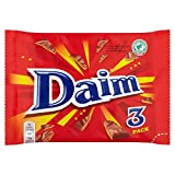 Daim Chocolate Bars, 3 Pack