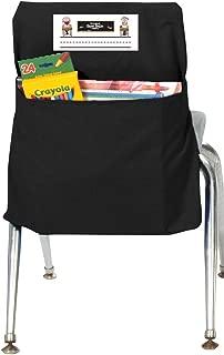 Seat Sack Storage Pocket, Small, 12 Inches, Black