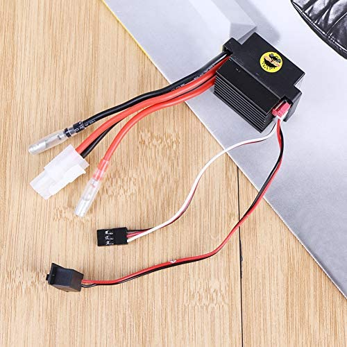 better18 ESC 320A Brushed Motor Replacement Speed Controller for RC Boat Car High Voltage product image
