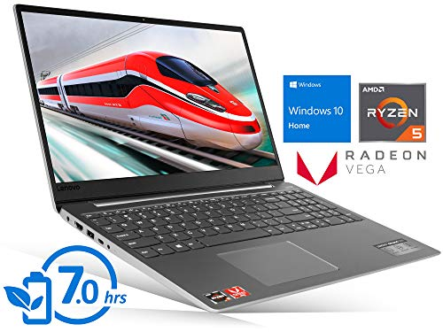 Lenovo IdeaPad 330s Laptop Computer with 15.6 inch HD (1366 x 768) Display and Windows 10 Home—The fastest, cleanest and most intuitive version of Windows yet! AMD Ryzen 5 2500U 2.00 - 3.6GHz Quad-core Processor | AMD Radeon Vega 8 Graphics 8GB RAM (...