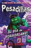 Pesadillas 31 un día en Horrorland