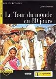 LFF-A2/LE TOUR DU MONDE EN 80 JOURS (+CD MP3)
