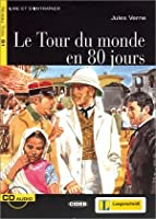 LFF-A2/LE TOUR DU MONDE EN 80 JOURS (+CD MP3)