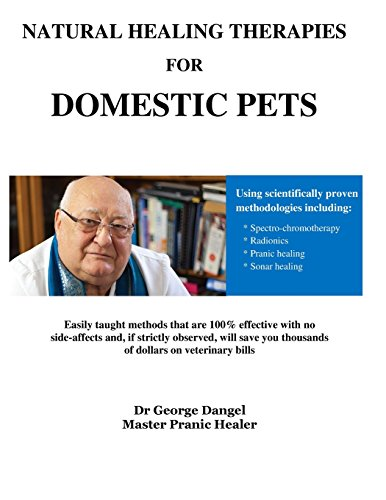 Natural Healing Therapies For Domestic Pets: The Chakra System of Animals