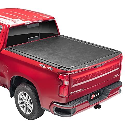 BAK Revolver X2 Hard Rolling Truck Bed Tonneau Cover | 39120 | Fits 2014-2018, 2019/20 Ltd/Legacy Chevy/GMC Silverado/Sierra 1500 5' 9' Bed (69.3')
