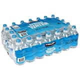Kirkland Signature Natural - Botella de agua de manantial (35 x 330 ml, 1 unidad)