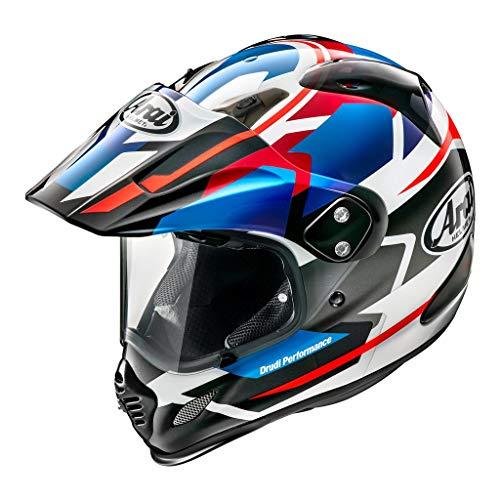 Arai Tour-X 4 Depart Metallic Blau Motorradhelm Größe L