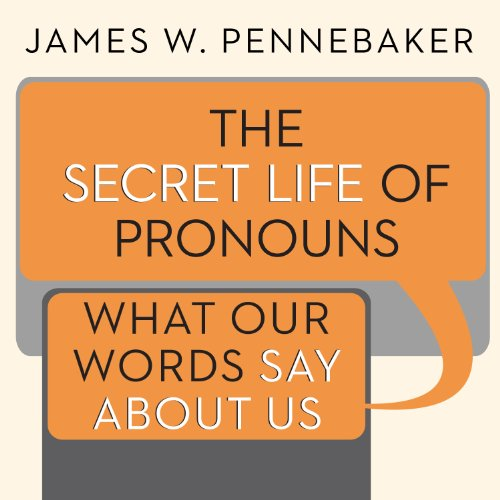 The Secret Life of Pronouns cover art