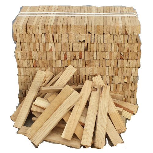 8 Kg Anfeuerholz perfekt trocken und sauber