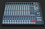 STRANGER SM1202X 12-Channel Balanced Audio Mixer
