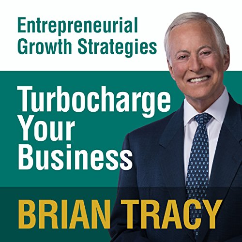 Turbocharge Your Business audiobook cover art
