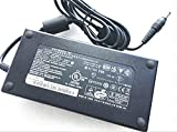 GHAG Replacement AC Adapter for MSI GT70 0NC-011US GT780DX-406US GT683DX-840US 0ND-204US ADP-180HB B Notebook AE2070 MS-AA52 AIO PC 0ND-444US 0ND-491US 0NE-277US GT60 0NE-408RU GX60 MS-16FK