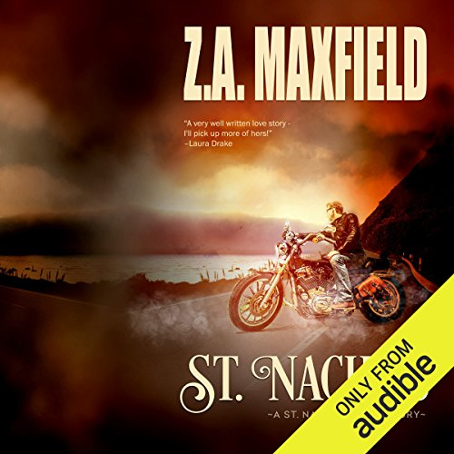 St. Nacho's audiobook cover art