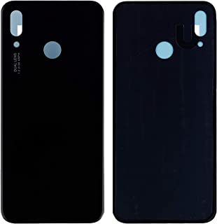 SWARK Replacement Battery Door Back Cover Compatible with Huawei P20 lite ANE-L21 / Nova 3e Replacement Real Glass Battery...
