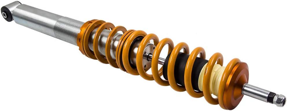 maXpeedingrods Coilovers Lowering Suspension Kits for Golf//Jetta//Bora//GLI//TDI MK4 1998 1999 2000 2001 2002 2003 2004 2005