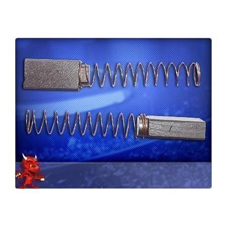 Carbon brushes for bosch AHS 480-24t// hedge trimmer AHS 48-22 AHS 48-24