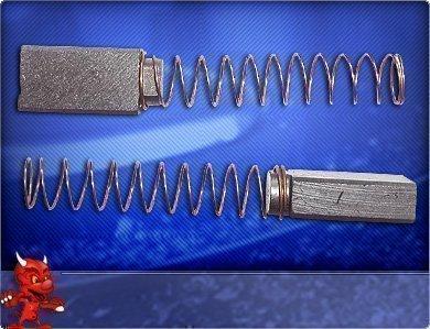 Kohlebürsten Bosch Heckenschere AHS 48-22, AHS 48-24, AHS 550-24 ST
