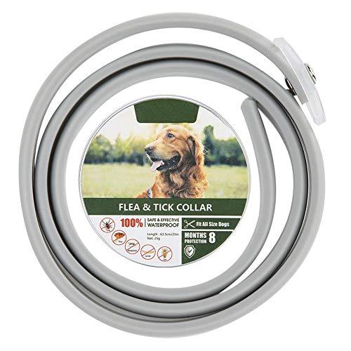 Andraw Repellent Anti Flohhalsband, Anti Moskito Halsband, für Katzenhund