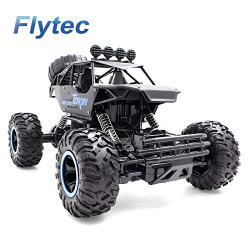 MeterMall Flytec 8860 RC Car 1/12 2.4G Remote Control RWD Racing High Speed Electric Off-Road Vehicle RTR Model for Children Toys