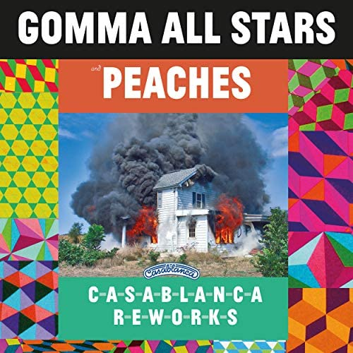 Gomma All Stars and Peaches