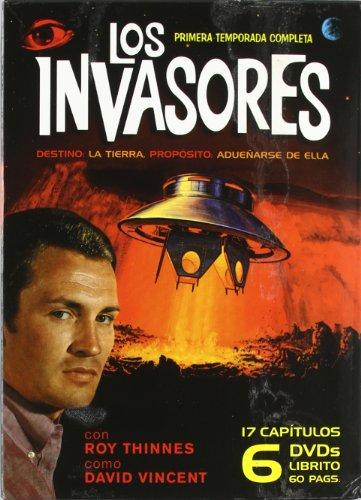 Los Invasores - Primera Temporada Completa (6 Dvd Pack)