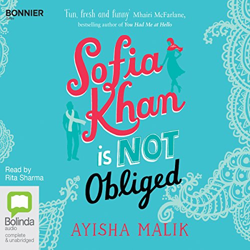Sofia Khan Is Not Obliged audiobook cover art