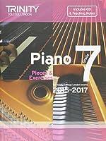 Piano 2015-2017. Grade 7 (with CD) (Piano Exam Repertoire)
