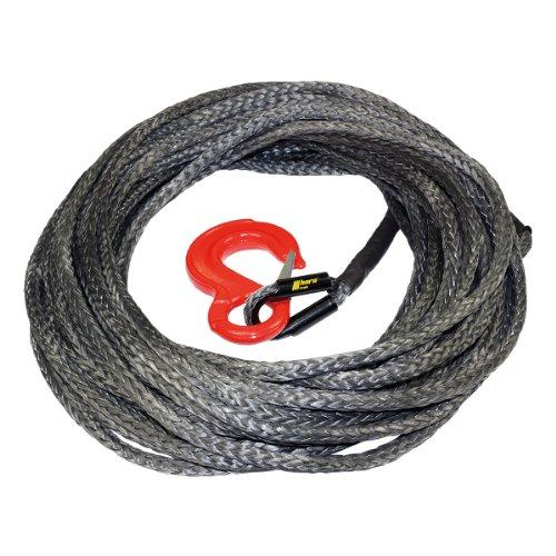 hornrope 10mm 30m 7000 kg Kunststoffseil für Seilwinden Kunstfaserseil Offroad
