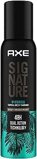 Axe Signature Mysterious long Lasting No Gas Deodorant Bodyspray Perfume For Men 154 ml