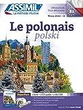 Le Polonais Super pack (livre+3 CD audio+1clé USB)
